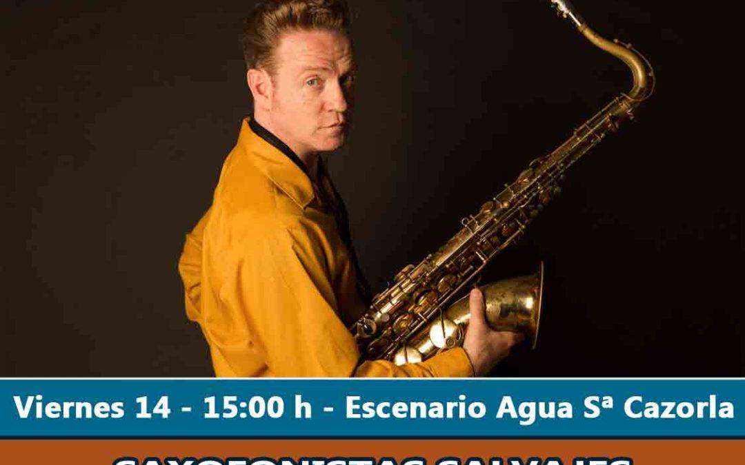 Saxofonistas Salvajes