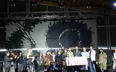Alv McMartin y Tremendo Road, ganadoras del III BluesCazorla Blues Battle